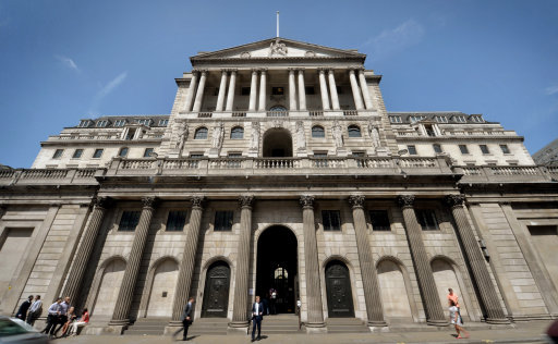 The Bank of England. Picture by Anthony Devlin PA Wire/PA Images