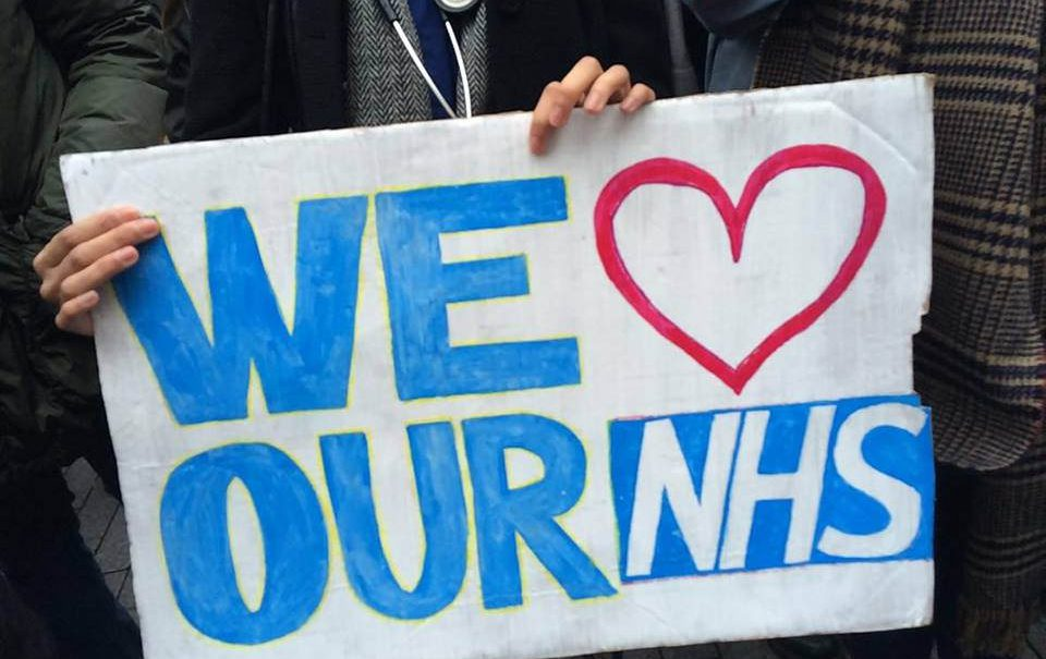 Why is the NHS in crisis? - New thinking for the British economy